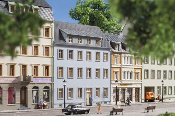 Auhagen 13340 TT-Modellbausatz, Stadthaus Markt 4