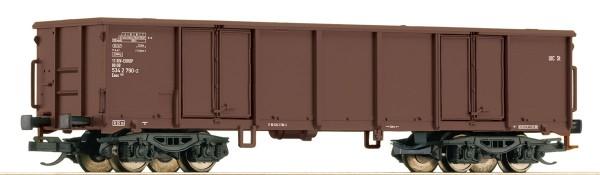 Tillig 15243 TT-Offener Drehgestell-Güterwagen Ep. V, eingestellt bei der ÖBB