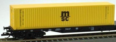 """PSK 6833 TT-Ladegüter, 40ft-Container, """"MSC"""""""