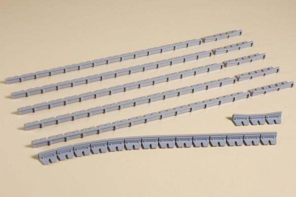 Auhagen 41201 H0-Gleisbau, Bahnsteigkanten (7 mm)