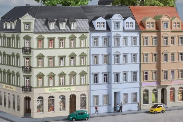 Auhagen 14479 N-Modellbausatz, Stadthaus Ringstraße 5