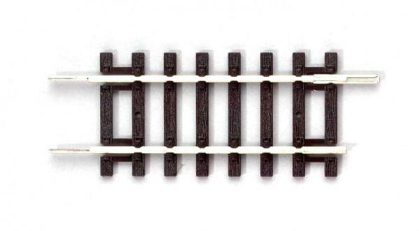"""Piko A-Gleis, 55207 H0 - Gerades Übergangs-Gleisstück Hohlprofil """"GUE62-H"""" für DC-Gleissystem"""