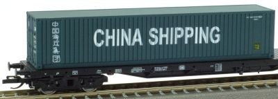 """PSK 6838 TT-Ladegüter, 40ft-Container, """"China Shipping"""""""