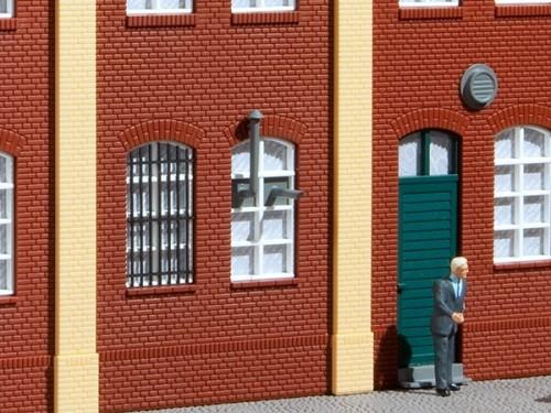 Auhagen 80201 H0-BauKastenSystem / Bauteile: Fenstergitter