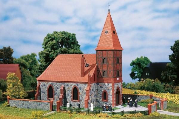"Auhagen 11405 H0-Modellbausatz, ""(Dorf) - Kirche"""