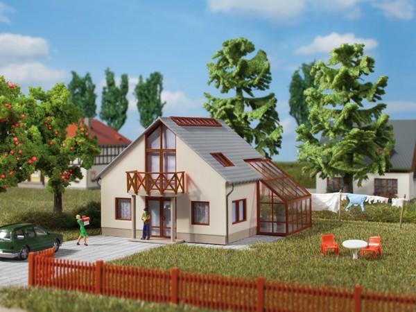 Auhagen 13301 TT-Modellbausatz, Haus Janine