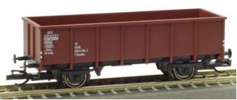 PSK 2756 TT-Offener Güterwagen Ep. IV, eingestellt bei der DR