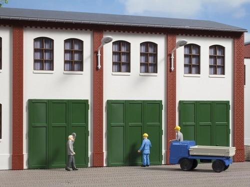 Auhagen 80253 H0-BauKastenSystem / Bauteile: Blechtore G