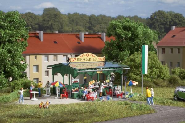 "Auhagen 11366 H0-Modellbausatz, ""Biergarten"""