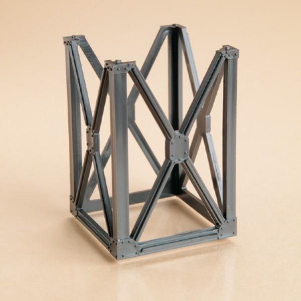 Auhagen 48107 H0/TT-Ladegut, Stahltragwerkselemente Teil H