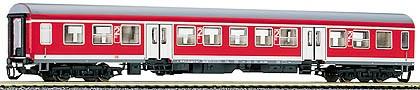 """Tillig 13660 TT-Reisezugwagen 2. Klasse Ep. V, der """"DB-Regio"""", eingestellt bei der DBAG"""