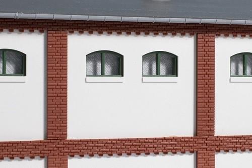 Auhagen 80724 H0-BauKastenSystem / Bauteile: Wände 2532G geputzt