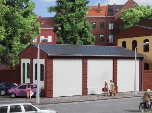 Auhagen 80717 H0-BauKastenSystem / Bauteile: Wände 2390F geputzt