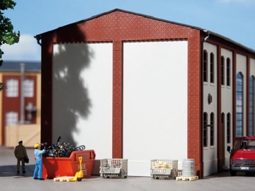 Auhagen 80711 H0-BauKastenSystem / Bauteile: Wände 2342E geputzt