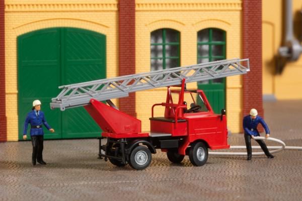 """Auhagen 41655 H0-Fahrzeug-Modell, """"Multicar M22 Feuerwehr-Drehleiter"""""""