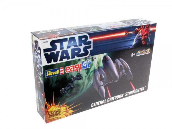 "Revell-easykit,(Science-Fiction) 06682 SciFi-Modellbausatz ""Star Wars - General Grievous Starfighter"