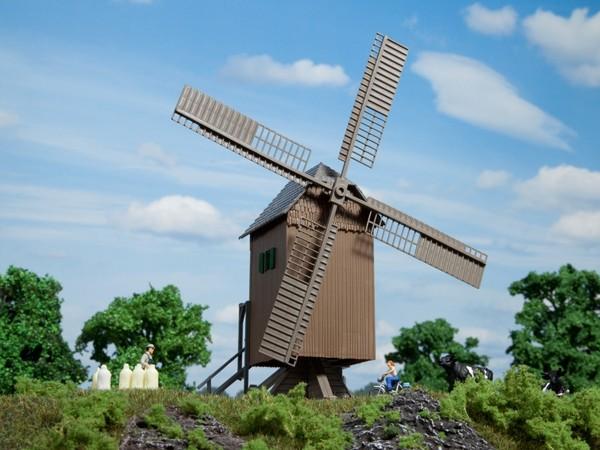 Auhagen 13282 TT-Modellbausatz, Windmühle