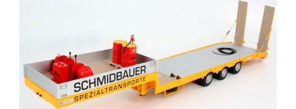 "Revell-Fahrzeugmodell, 07533 Trailer-Modellbausatz ""Schwerlastauflieger / Heavy Duty Trailer"