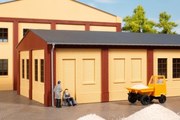 Auhagen 80226 H0-BauKastenSystem / Bauteile: Blindfenster gelb